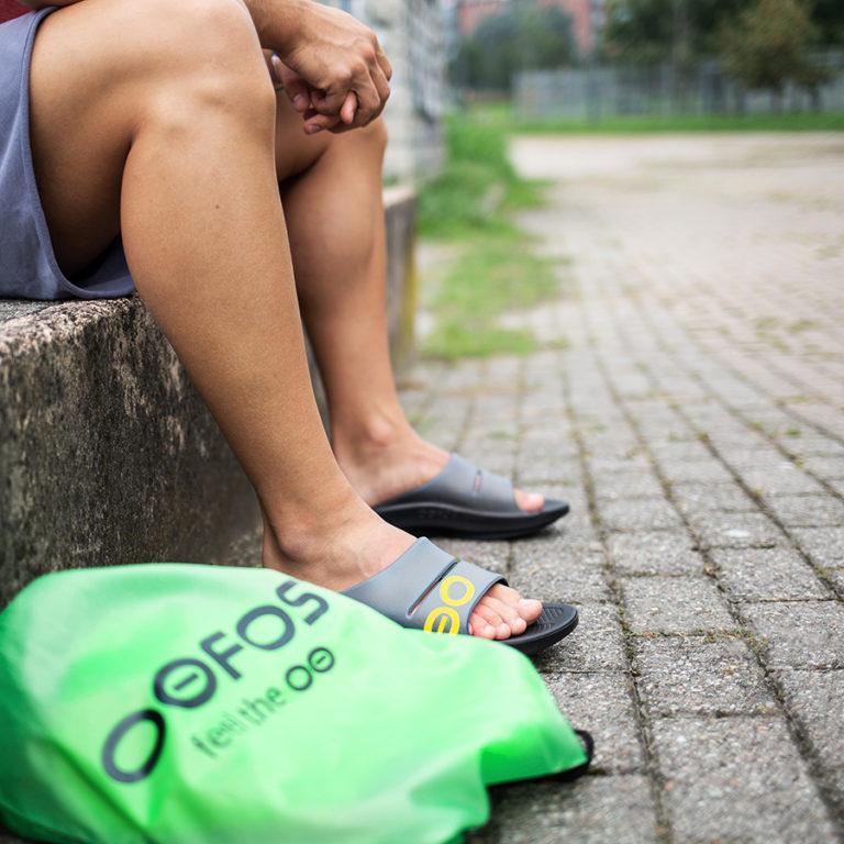 OOahh sport: il recupero inizia… dal basso