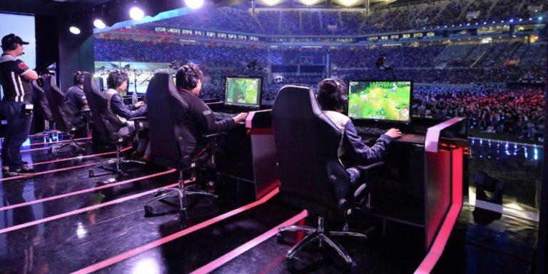 eSports in crescita, ecco il piano di GEC per puntare alle Olimpiadi