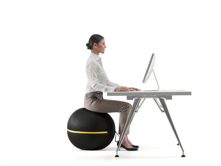 Wellness Ball Active Sitting: da oggi allenarsi è… comodo