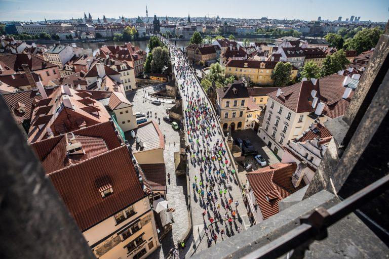 Venticinque anni di Prague Marathon
