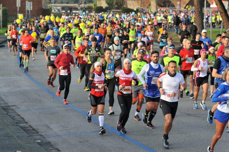 La mia (quasi) maratona di Pisa