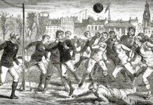 calcio moderno inghilterra