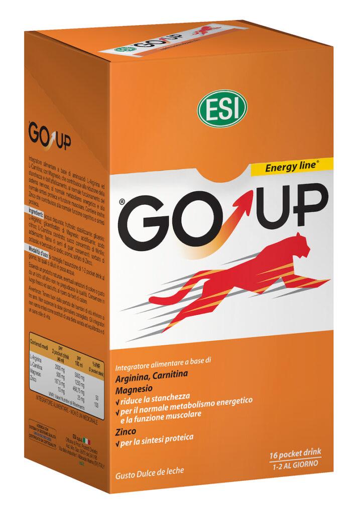 go up ESI