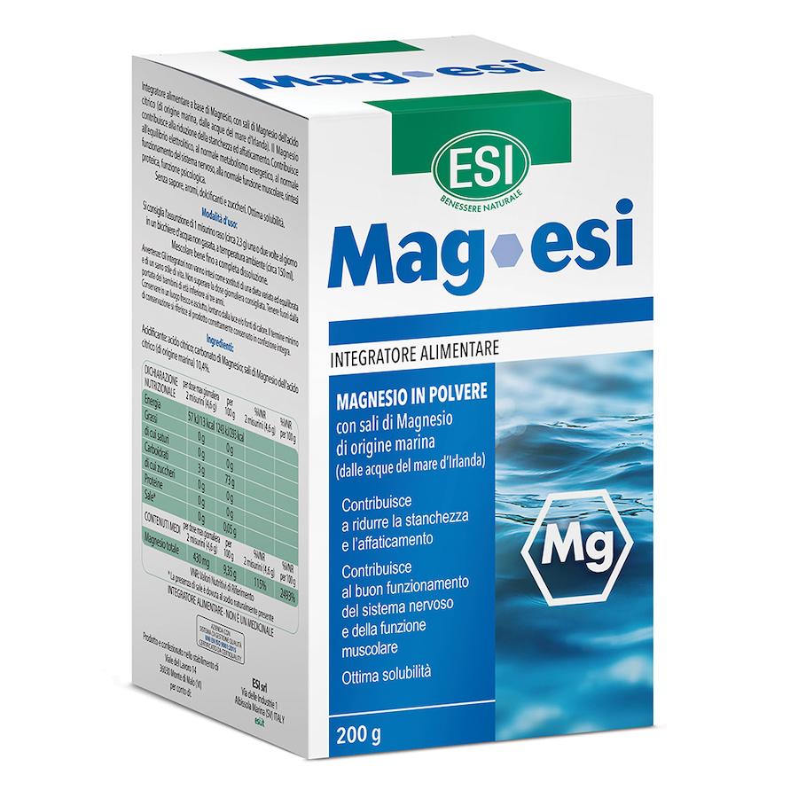 Magnesio ESI