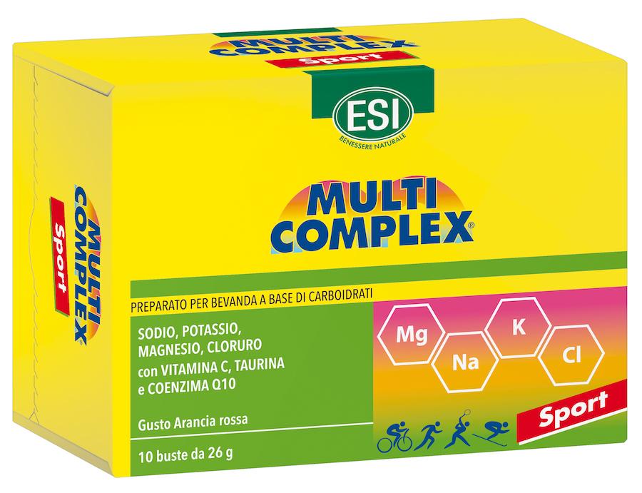 Multicomplex ESI